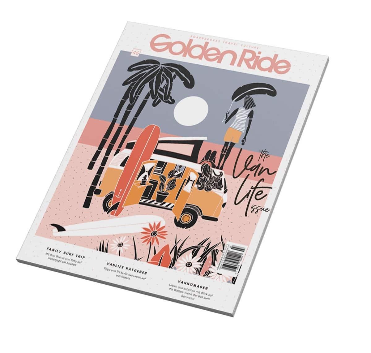 Golden Ride - The Van Issue