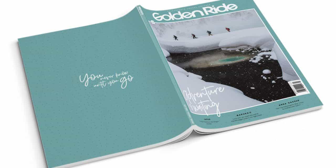 Golden Ride Ausgabe 48 – Adventure is waiting