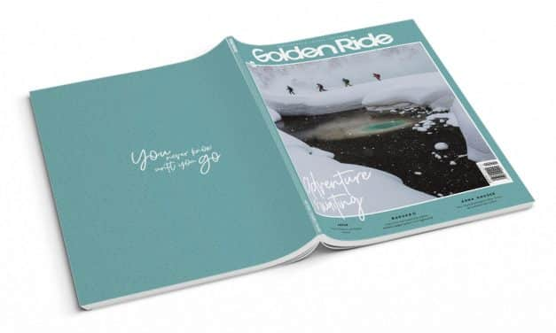 Golden Ride Ausgabe 48 – Adventure is waiting
