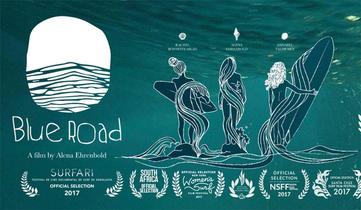 Blue Road Surf Film