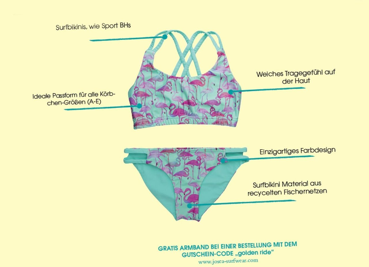 Josea Surfwear Details