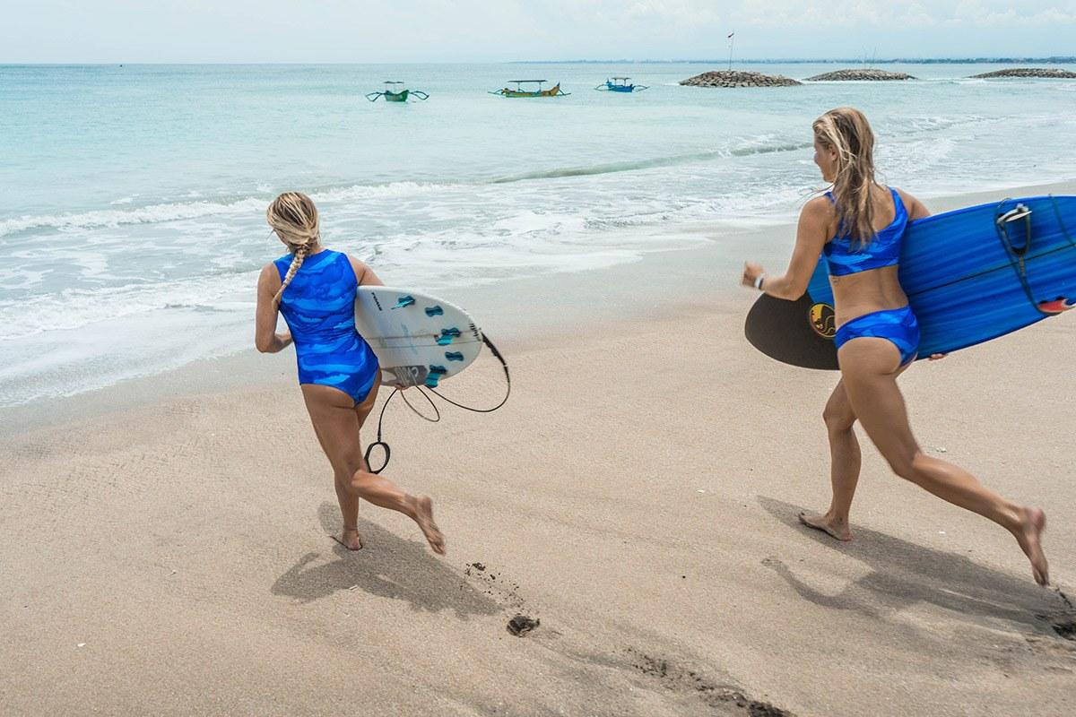 Zealous Clothing, Surfbikini, Surf Bikini