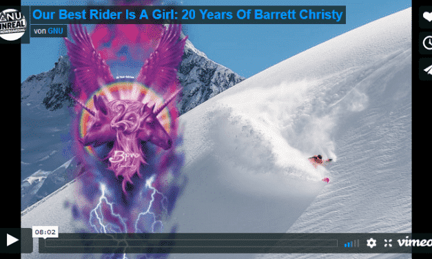 20 Years of Barrett Christy
