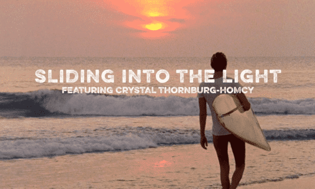 Crystal Thornburg-Homcy – Sliding into the light