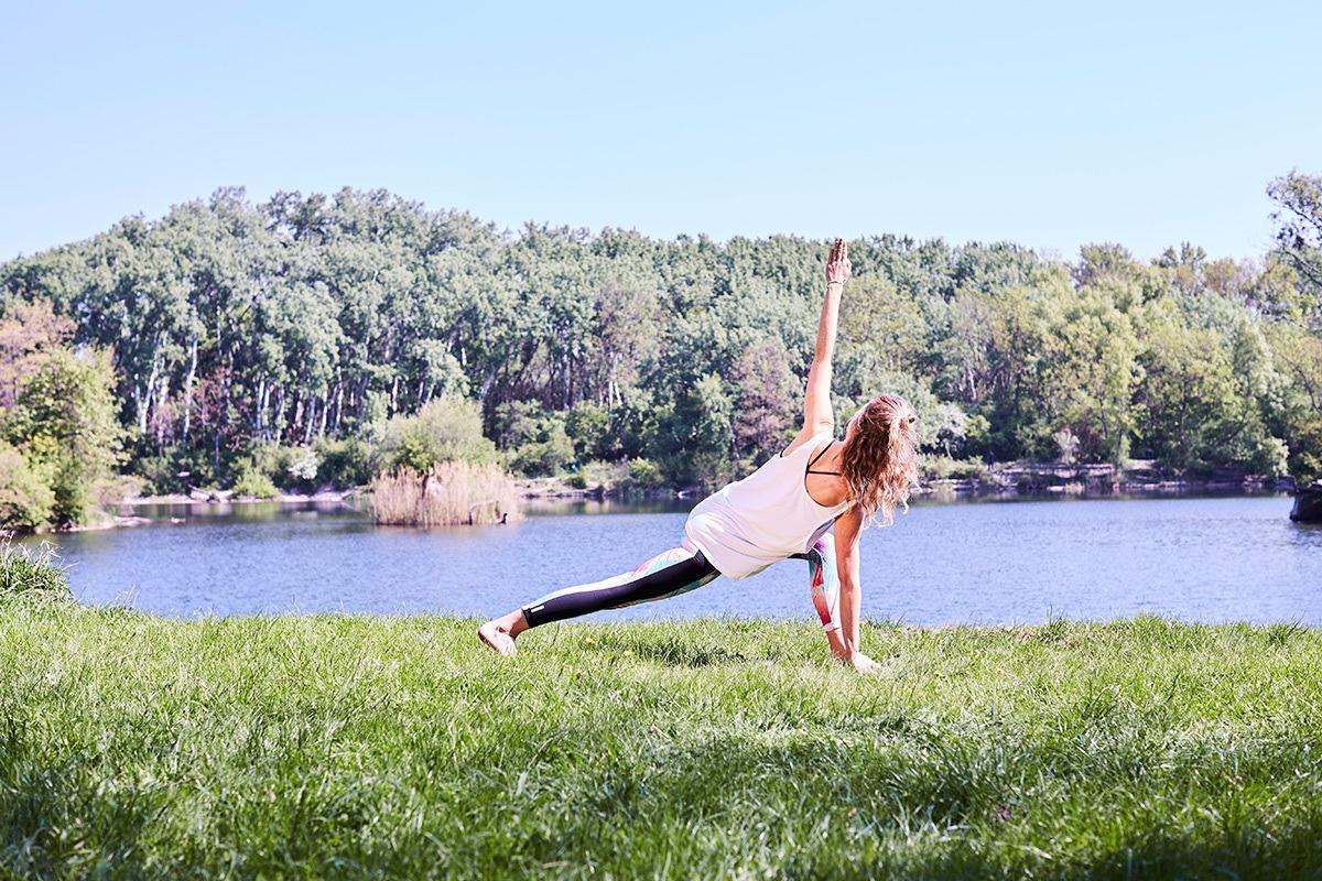 Surf Yoga, O'Neill Girls Surf Workout