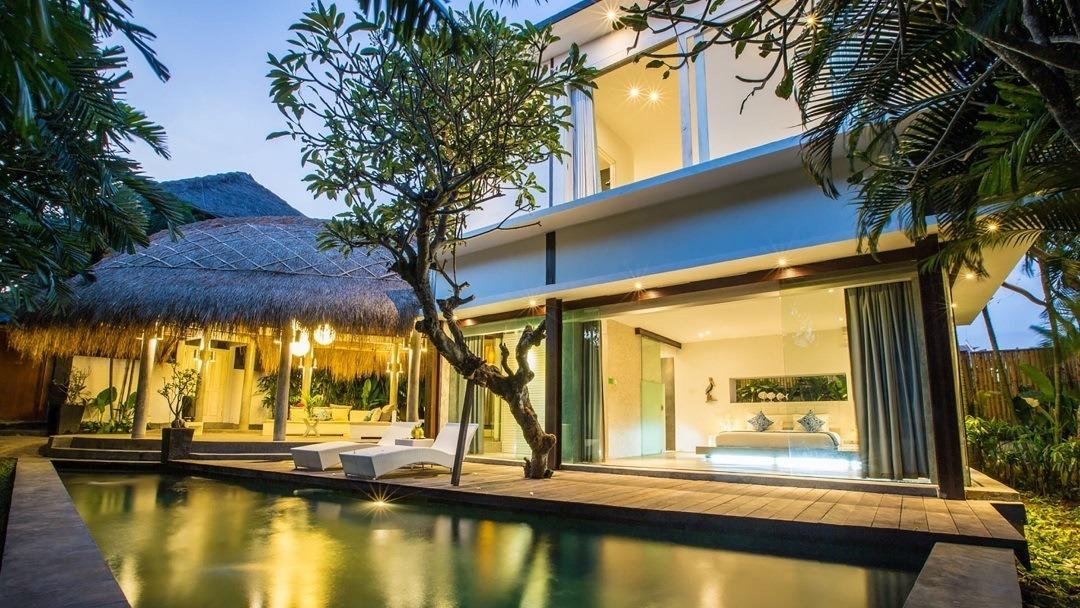 Kima Surfcamp Canggu Bali Villa