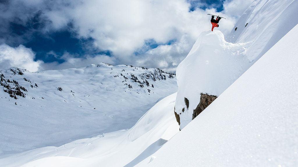 Snowboard Photographer