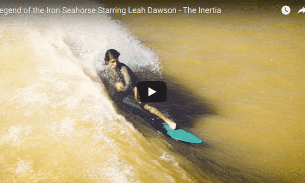 Leah Dawson – Legend of the Iron Seahorse
