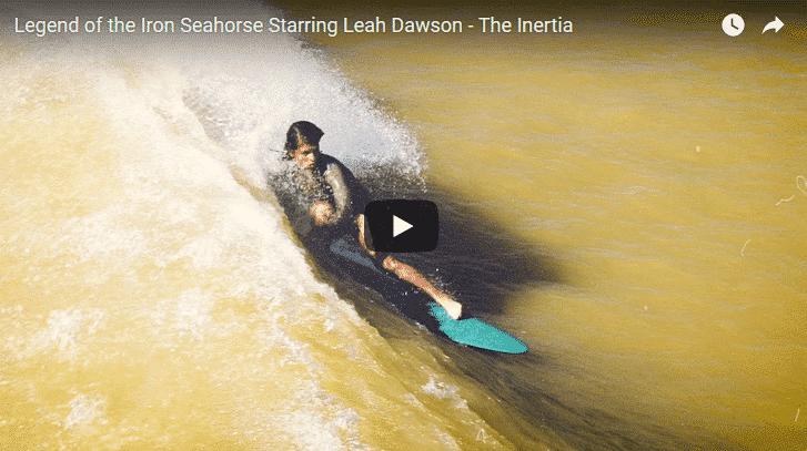 Leah Dawson Legend of the Iron Seahorse