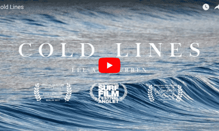 Cold Lines – Lee-Ann Curren auf Island