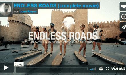 Longboard Girls Crew – Endless Roads