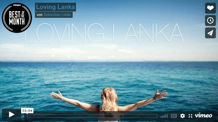 Loving Lanka - Sri Lanka