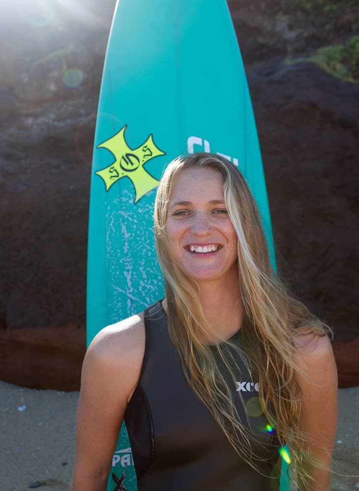 Interview Paige Alms