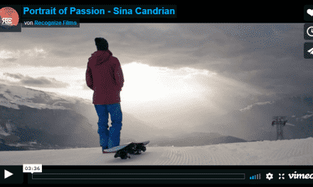 Portrait of Passion – Sina Candrian