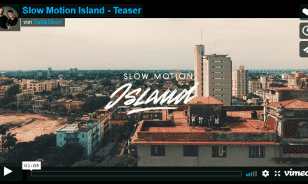Salt & Silver – Slow Motion Island