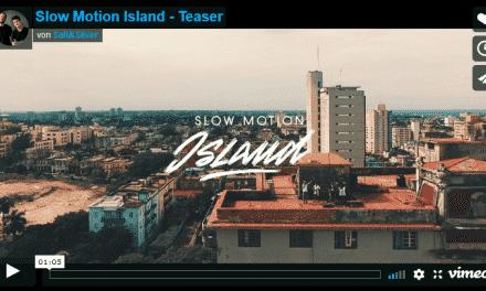 Salt & Silver – Slow Motion Island