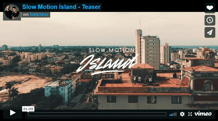 Salt & Silver - Slow Motion Island