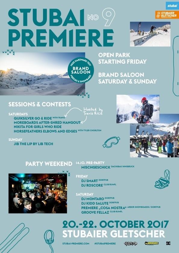 Stubai Premiere 2017