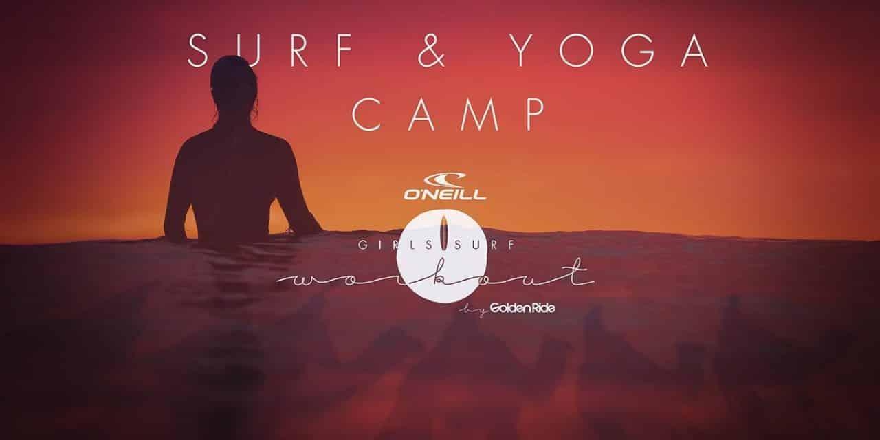 O'Neill Girls Surf und Yoga Camp Marokko