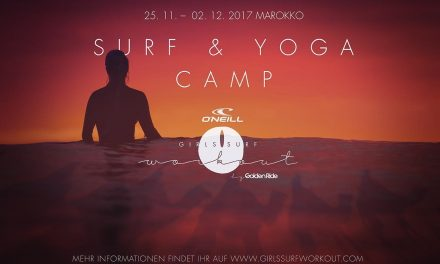 O'Neill Girls Surf und Yoga Camp Marokko