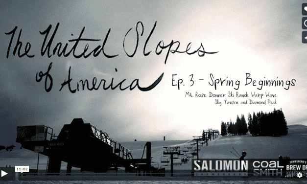 United Slopes of America Ep. 3 – Spring Beginnings