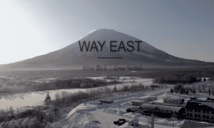 Way East – Aline Bock und Lena Stoffel in Japan