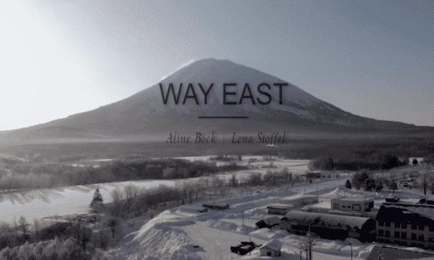 Way East – Aline Bock und Lena Stoffel in Japan