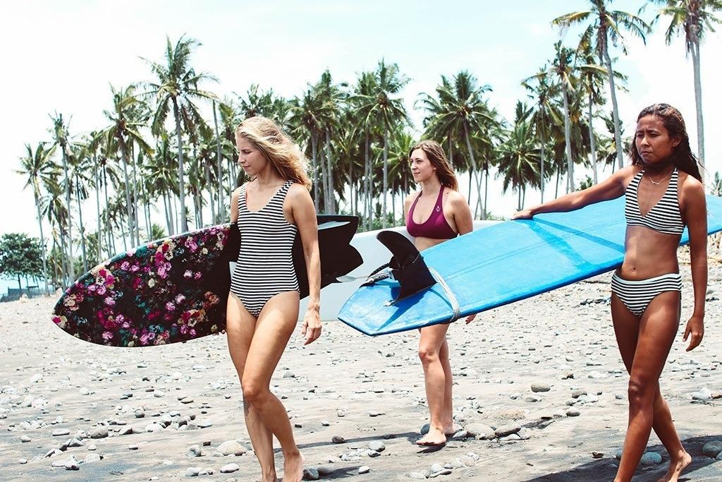Surfbikini Guide, Surfbikini, Surf Bikini