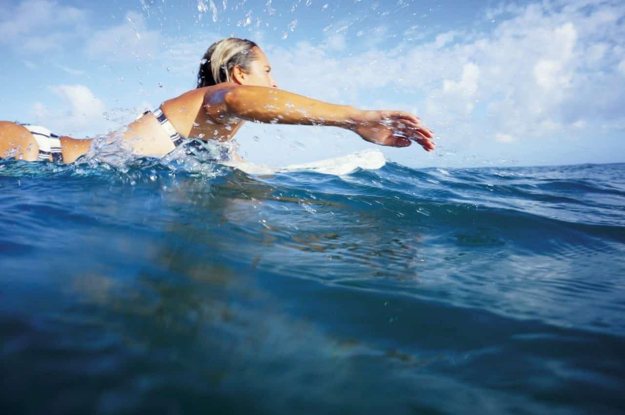 Surf Workout, Surf Yoga