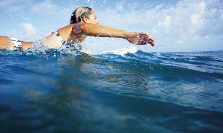 Surf Workout & Surf Yoga für einen besseren Duckdive/Take-off
