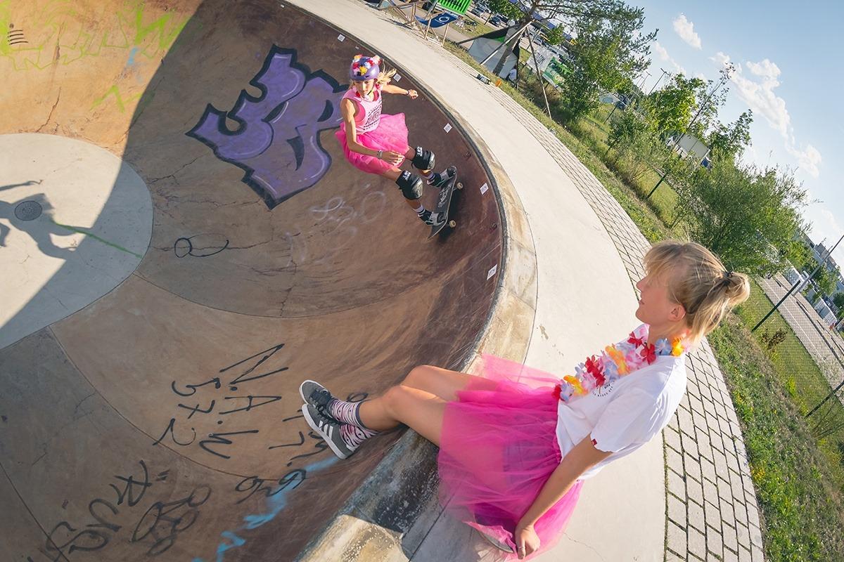 Girls Skate Jam, Hot Curbs Cool Pools München