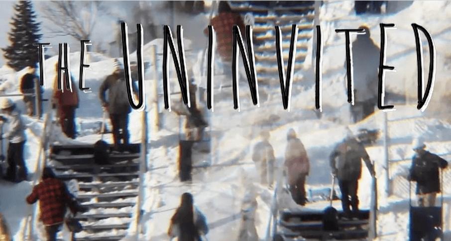 Jess Kimura's The Uninvited Trailer