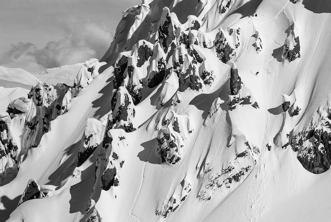 Snowboarder Taylor Godber, Photo by Erin Hogue