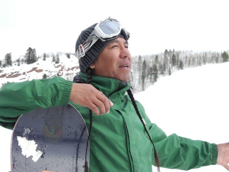 Aspen-Snowboard Guide Skyler