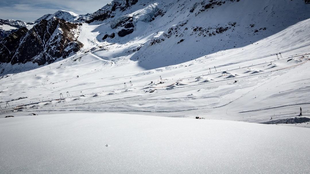 Snowpark Kaunertal Opening