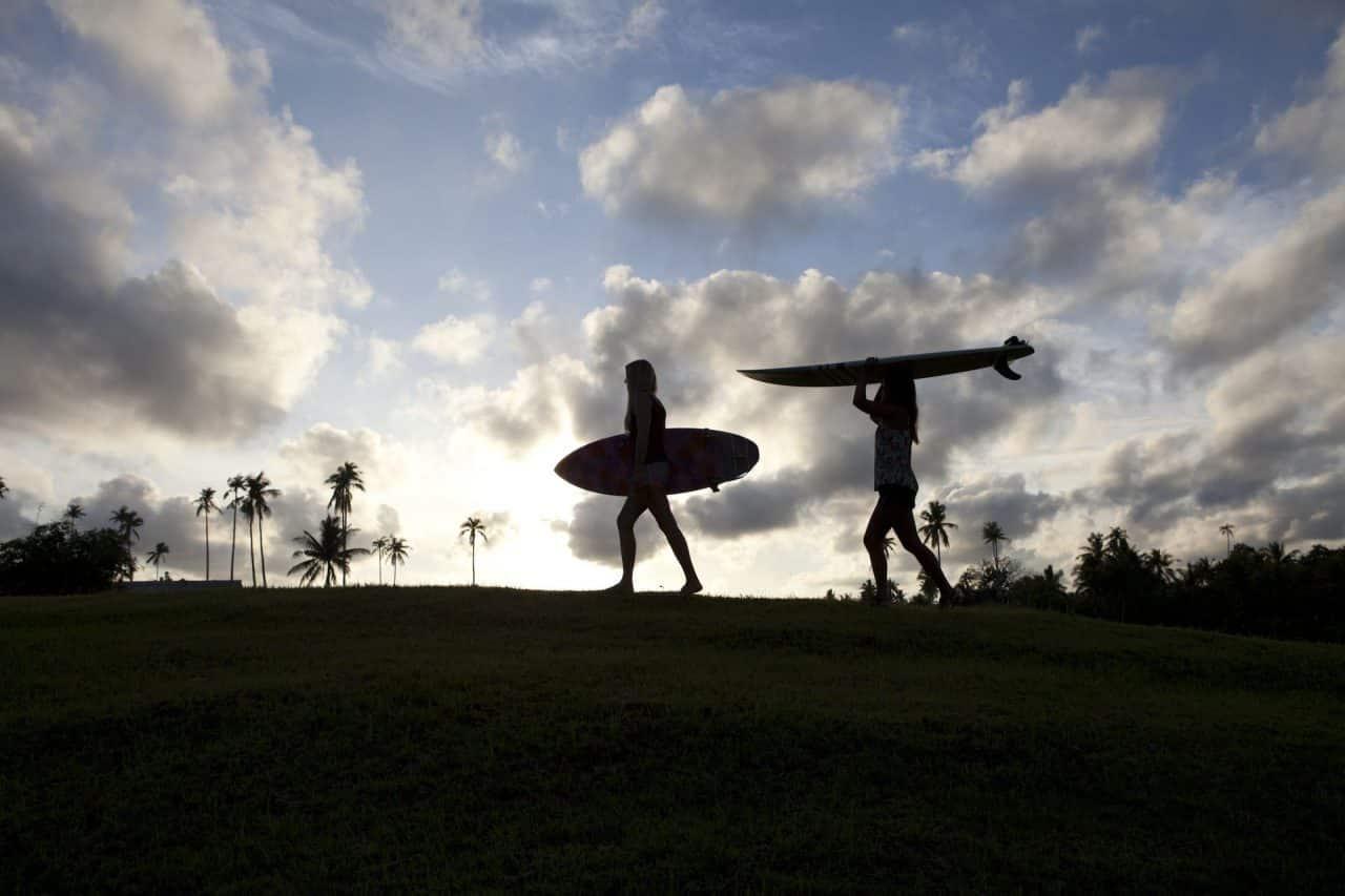 Ernährung wie die Surf Profis