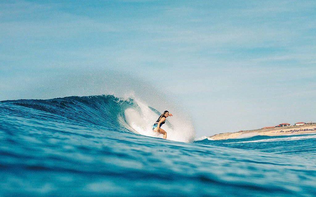 Essen wie ein Surf-Pro