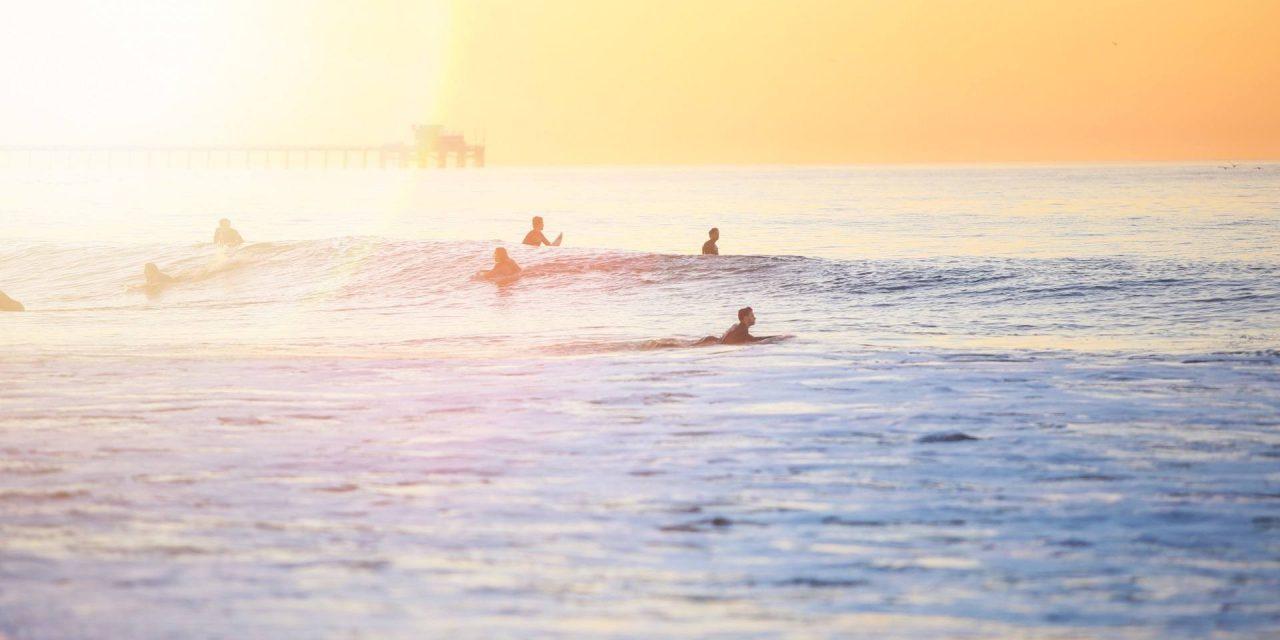 Die alte Haut und das Meer – Hautschutz für Surfer
