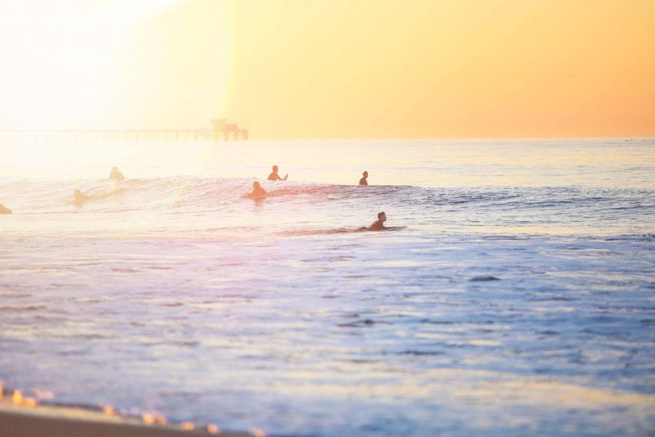 Hautschutz für Surfer