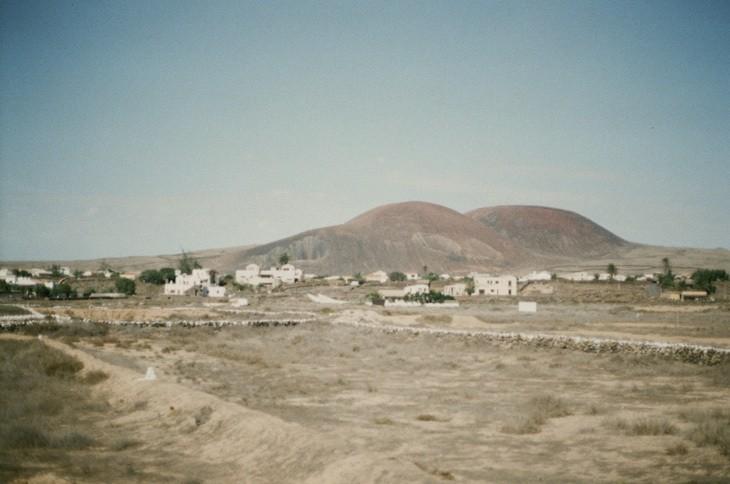 Lajares auf Fuerteventura