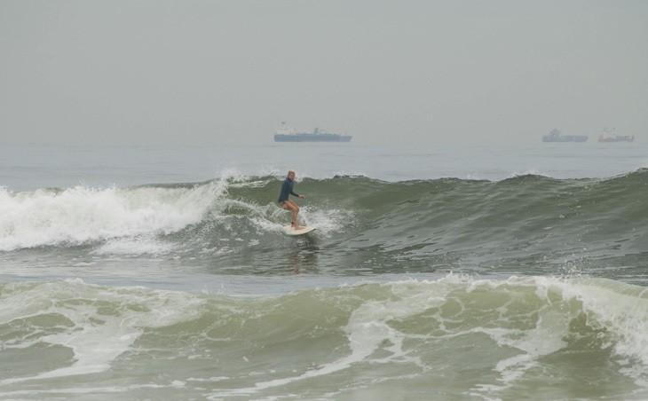 Surfen in der Großstadt? In New York, ja!
