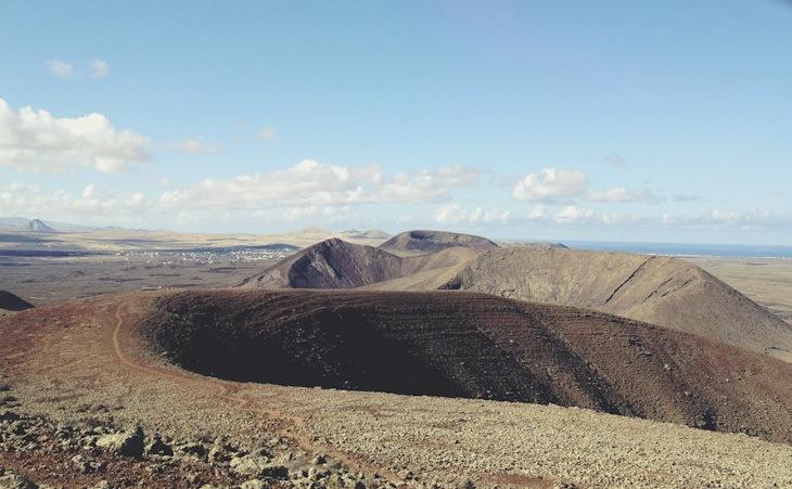 Vulkan auf Fuerteventura