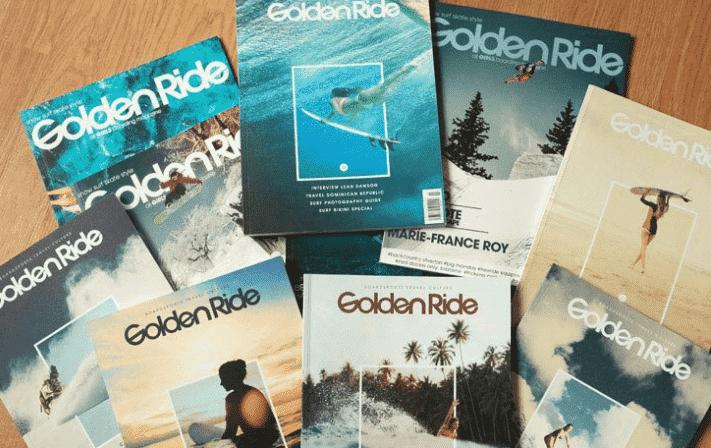 Golden Ride Abo