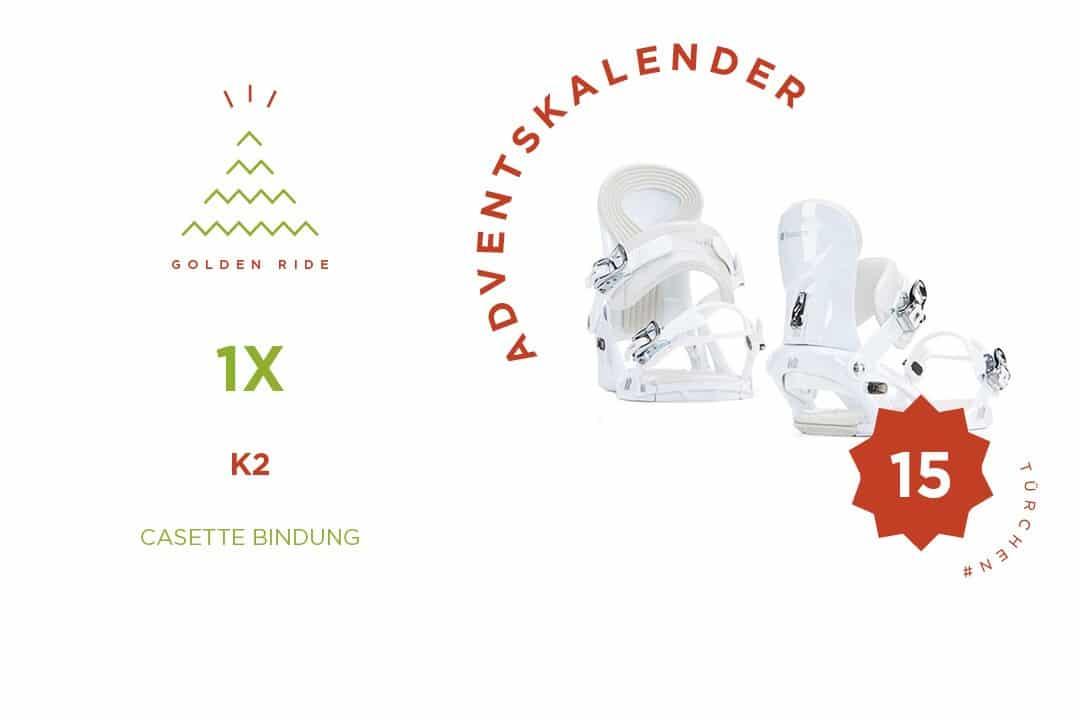Cassette Bindung von K2