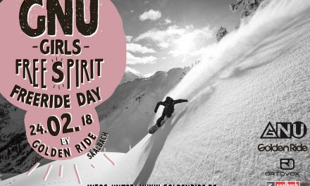 Anmeldung für GNU Girls Free Spirit Freeride Day by Golden Ride offen