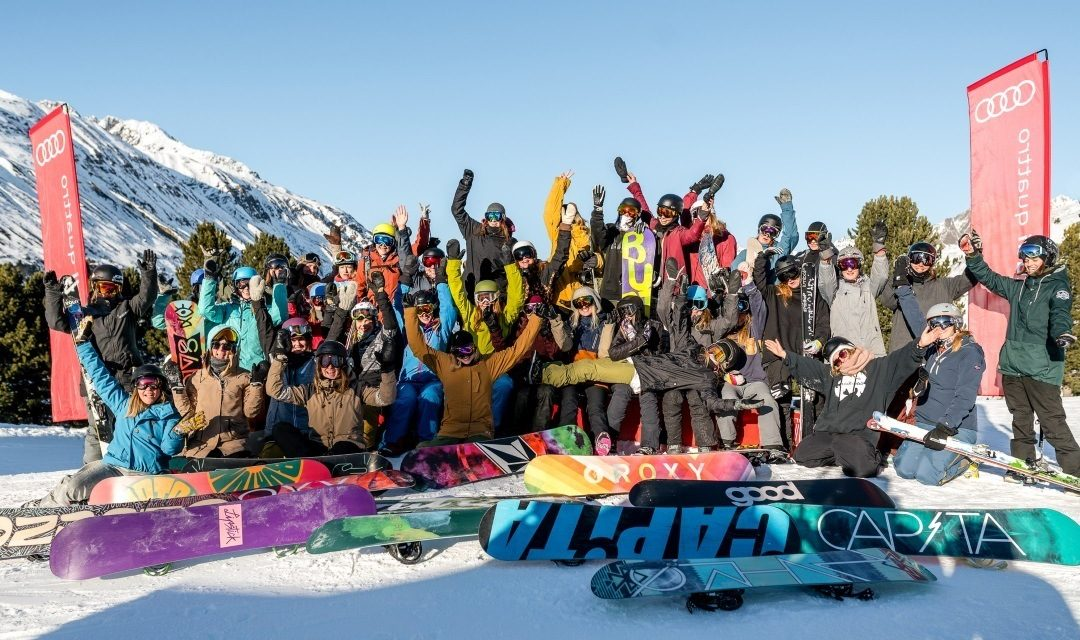 Girls Shred Sessions – Termine 2018