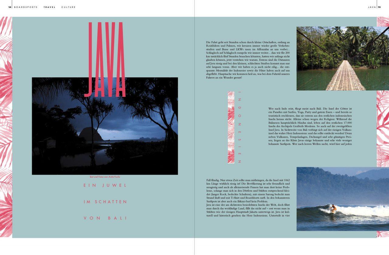 Golden Ride Ausgabe 44 – Surfen auf Java