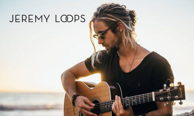 Surf-Musiker Jeremy Loops auf Welttournee