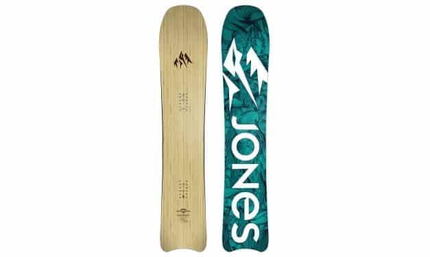 Snowboard Jones Hovercraft 2018