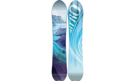 Snowboard Nitro Drop 2018